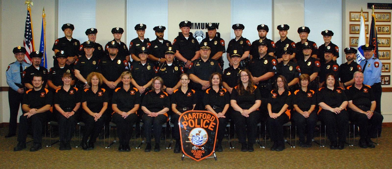 Police Department   Hartford, WI